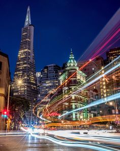 San Francisco at night by Dan Kurtzman Photography by San Francisco Feelings