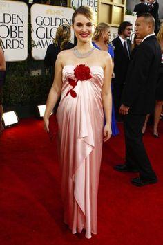 Moda premamá: Fotos looks de las famosas