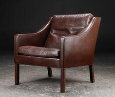 Easy chair, model 2207, 1972.