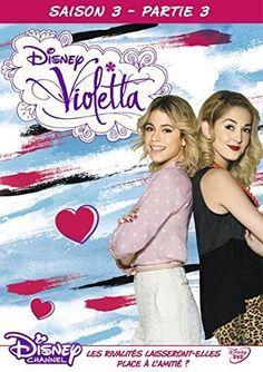 Violetta - Saison 3 - Partie 3 - Les rivalités laisseront-elles place à l - DVD