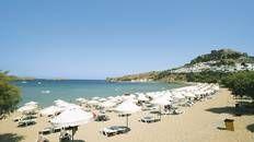 Snorkel at Lindos Beach #Rhodes