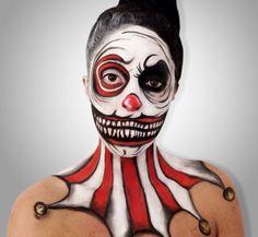 Cool Halloween Makeup, Cool Stuff, Fictional Characters, Art, Creative Makeup, Creativity, Art Background, Kunst, Performing Arts