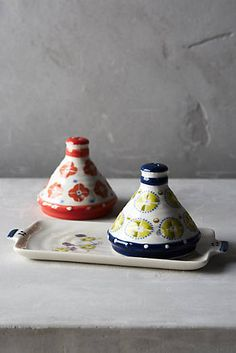 Isidre Salt & Pepper Shakers