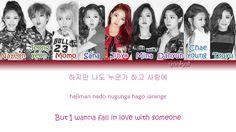 TWICE - Like OOH-AHH (OOH-AHH하게) (Color Coded Han Rom Eng Lyrics)   by Y...