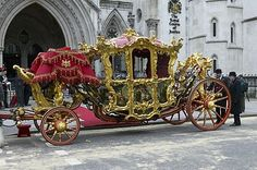 The famous Lord Mayor's coach has painted panels reportedly done by Giovanni Battista Cipriani (1727–1785), Italian painter and engraver.