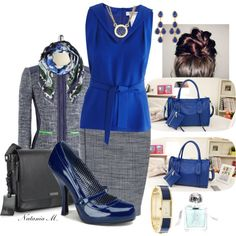 Just Business by natania-dydell on Polyvore