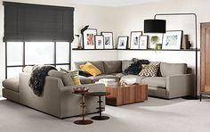 Easton Modular Sectional Room - Living - Room & Board