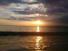 Kefalonia, Ammos Beach Sunset