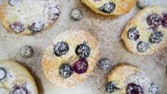 These gluten- and refined-sugar-free little treats won't weigh you down, says Nadia Lim.