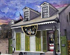 64 Painting by John Boles