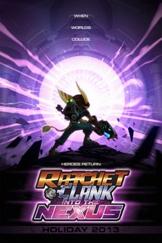 Ratchet and Clank: Into The Nexus by CreatureBox.deviantart.com on @deviantART