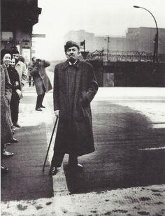 John Steinbeck, Berlin, 1963