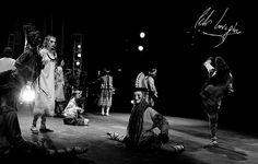 Le Sacre du printemps by Stravinsky/Nijinsky at the Mariinsky Theatre. Dress rehearsal and performance, 12-13 July 2012. Photo by @petr_lovigin.
