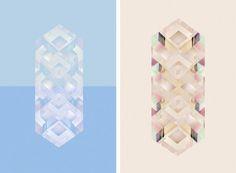Plexiglass Photo-Illustrations by Verena Michelitsch and Tobias Van Schneider