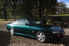 This nissan 200sx s14a - low miles - genuine well looked after example 2.0 turbo is for sale.