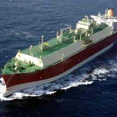 Liquid natural gas ship
