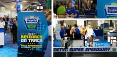 Taking pole position with a dynamic conference booth - Transnetyx