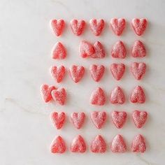 Valentine Gummy Hearts