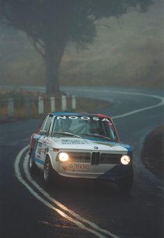 BMW 2002 Classic Rally Car