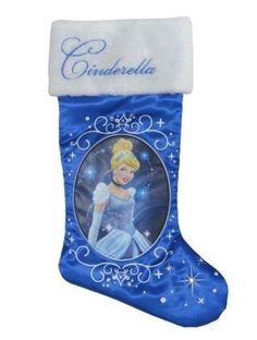 Blue Disney Cinderella Holiday StockingCinderella Christmas Stocking ** You can find out more details at the link of the image. Disney Christmas Stockings, Disney Christmas Decorations, Christmas Stocking Holders, Disney Princess Cinderella, Cinderella Party, Cinderella Castle, Toddler Themes, Seasonal Decor, Holiday Decor