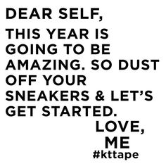 https://flic.kr/p/qDuBfz | Today is the first day of the rest of your life.... Make it awesome. #kttape | via Instagram ift.tt/14iiSRC