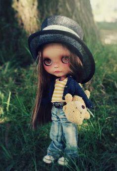 Blythe Doll by Rossie
