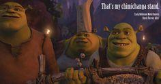 Craig Robinson Movie Quote - Shrek