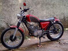 Yamaha LS3 _ Japstyle _ VCW #Indonesian #West Java