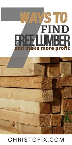 Woodworking On A Budget, Woodworking Jig Plans, Woodworking Workshop, Workshop Layout, Workshop Storage, Pallet Wood, Wood Pallets, Free Lumber, Wood Projects