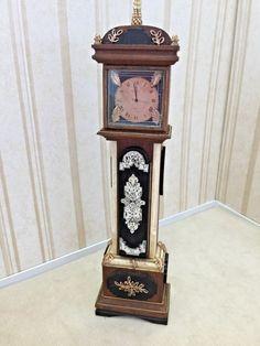 George Becker - OOAK Grandfather Clock
