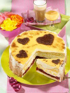 Für unsere Mütter nur das Beste! Und zwar die besten Rezepte zum Backen. So machen wir unserer Mama mit einem Kuchen eine besondere Freude zum Muttertag.