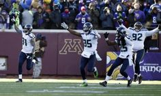 Welcome to Sport Theatre: Missed field goal gives Seahawks frigid Wild Card ...