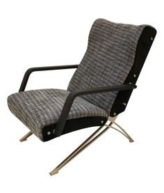 Pair of reclining chairs produced by Formanova.