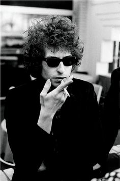 Bob Dylan, 1966.