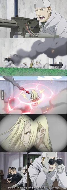 When you're so strong... - 9GAG
