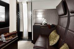 Art de vivre...Le luxe à bord de l'A380 - Frawsy