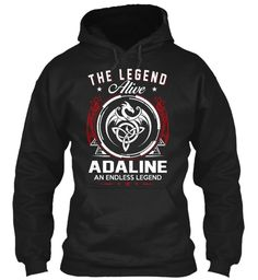ADALINE - Alive and Endless legend: Teespring Campaign