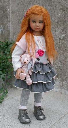 Nane -  Angela Sutter Doll - Sold Gallery 3