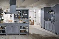keuken blauw grijs more landelijke keukens keuken google keuken ...