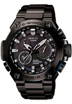 G-Shock MR-G GPS Atomic Solar Hybrid -Ultra Limited Edition Watch