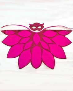 Little Owlette costume from the PJ Masks. Bright dress up costume for Halloween or Carnival for toddlers and pre-schoolers.