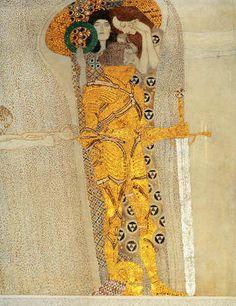 Gustav Klimt - Klimt/Der Starke, Ehrgeiz und Mitleid