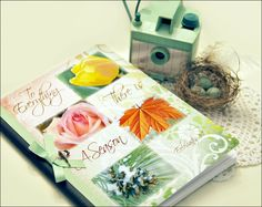 Altered Notebook Tutorial- very clear steps