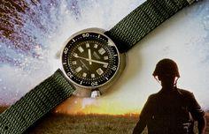 Đồng Hồ Lặn Nhật Bản – Chiến Binh Samurai Trong Thế Giới Đồng Hồ  Lẽ dĩ nhiên, đồng hồ lặn Nhật Bản được ít người biết đến bởi những cái bóng huyền thoại quá lớn đến từ Thụy Sỹ, nhưng điều đó không hề suy giảm đi giá trị hay chất lượng của những chiếc đồng hồ lặn thương hiệu Nhật Bản. Cùng xem qua những phiên bản được xem là huyền thoại của đồng hồ lặn Nhật Bản, những chiến binh Samurai thực thụ trong thế giới đồng hồ.