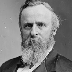 NAME: Rutherford Birchard Hayes  OCCUPATION: Lawyer, Military Leader, Governor, U.S. President, U.S. Representative  BIRTH DATE: October 04, 1822  DEATH DATE: January 17, 1893  EDUCATION: Kenyon college, Harvard University  more about Rutherford  BEST KNOWN FOR    Rutherford B. Hayes, the 19th President of the United States, is the only president elected by a special commission appointed to rule over contested ballots.