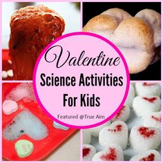 Valentine Themed Science Activities