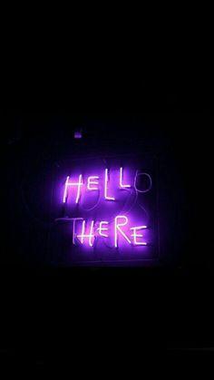 40 ideas for light purple aesthetic wallpaper iphone Dark Purple Aesthetic, Violet Aesthetic, Aesthetic Colors, Aesthetic Pictures, Deco Violet, Neon Quotes, Pink Lila, Neon Wallpaper, Iphone Wallpaper