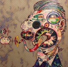 Murakami - Francis Bacon, 2016