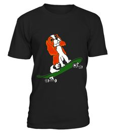 "# Smilealottees Funny Cavalier Dog on Skateboard T-shirt .  Special Offer, not available in shops      Comes in a variety of styles and colours      Buy yours now before it is too late!      Secured payment via Visa / Mastercard / Amex / PayPal      How to place an order            Choose the model from the drop-down menu      Click on ""Buy it now""      Choose the size and the quantity      Add your delivery address and bank details      And that's it!      Tags: Amusing cute Cavalier King…"
