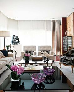 Classic Elegance Interior Design by Javier Castillo